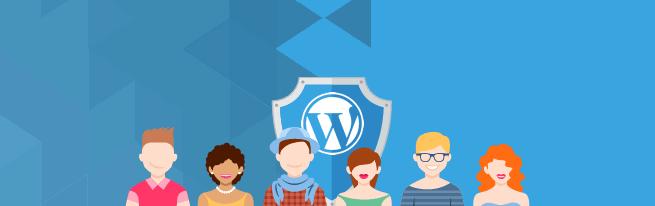 Usuários do wordpress
