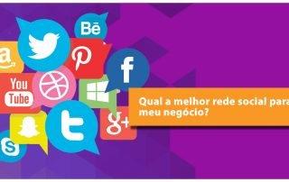 Melhor rede social para o negócio