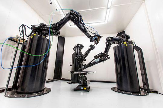 futuro da impressão 3D